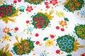 ドイツ70年代◆花束がいっぱいファブリック