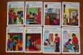 1973年◆可愛いイラストの消防カード25枚セット