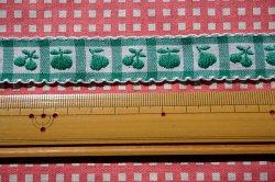 画像2: リンゴ・洋梨・サクランボのチロル(緑)