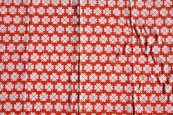 画像4: 【グラジエラ】70's★赤いクローバー×ハート(ファブリック)再入荷