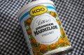 ドイツのオレンジマーマレードの缶