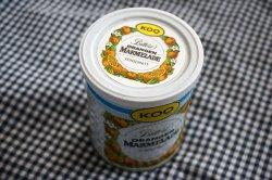 画像2: ドイツのオレンジマーマレードの缶