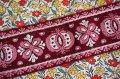 【170cm】定番★東欧の壁紙模様風チロル