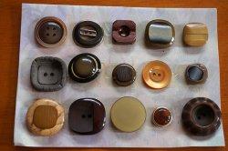 画像2: 70年代ヴィンテージ★色んなボタンのセットB