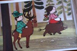 画像3: 【未使用品】チェコアニメの可愛い塗り絵