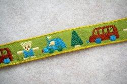 画像1: ドイツ70's★交通整備テディのチロル♪