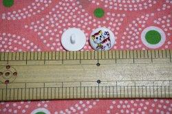 画像2: ドイツのプラスチックボタン◆おすましニャンコ