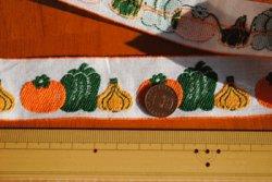 画像2: 収穫祭(白地×オレンジ)