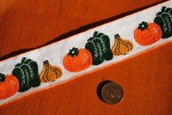 画像1: 収穫祭(白地×オレンジ)